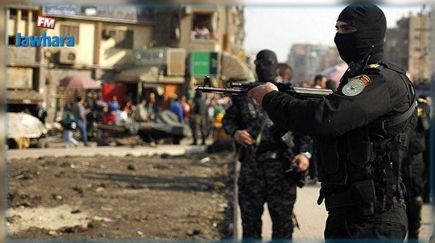 عشرات القتلى والجرحى في هجوم استهدف مسجدا في سيناء