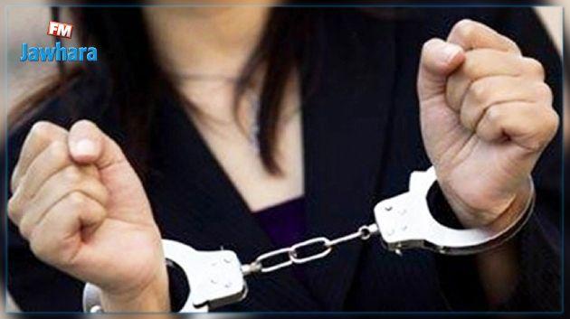 المهدية : فتاة تقود عصابة مختصة في السرقة