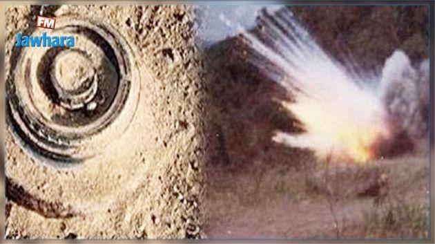 إنفجار لغم أرضي بجبل الشعانبي يسفر عن إصابة حارس غابات
