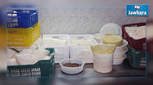 En photos saisie d 39 une grande quantit de fromages - Grille indiciaire chef de police municipale ...
