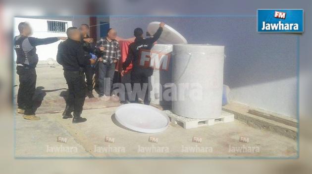 Sfax saisie de 50 tonnes de variantes impropres la - Grille indiciaire chef de police municipale ...