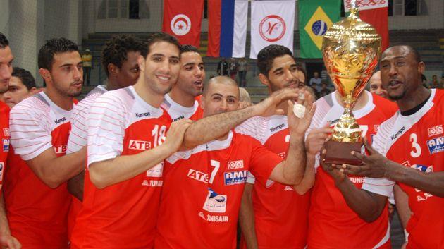 Championnat d 39 afrique des nations de handball masculin 2014 - Coupe d afrique handball ...