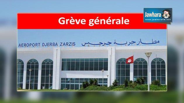 aéroport djerba tunisie