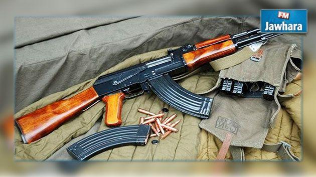 Un atelier de fabrication d'armes découvert à Kairouan