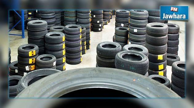 saisie de pneus de v hicules d une valeur de 216 mille dinars. Black Bedroom Furniture Sets. Home Design Ideas