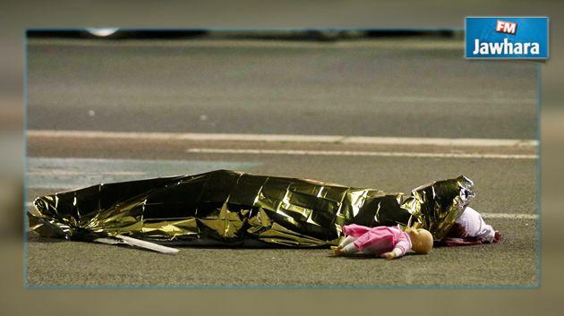 Attentat de Nice: Au moins 50 enfants parmi les blessés