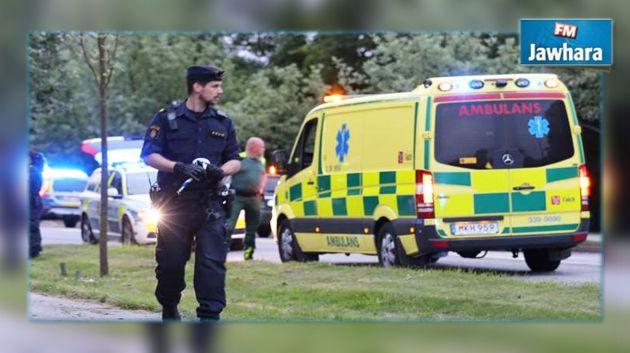 Suède: Plusieurs blessés dans une fusillade