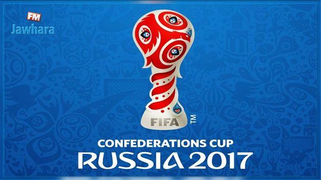 Coupe des conf d rations 2017 l 39 allemagne avec le repr sentant africain le portugal avec la - Coupe des confederations 2009 ...