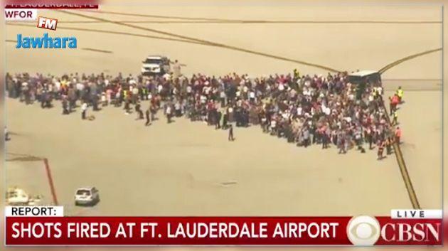 Floride : cinq morts après une fusillade dans un aéroport