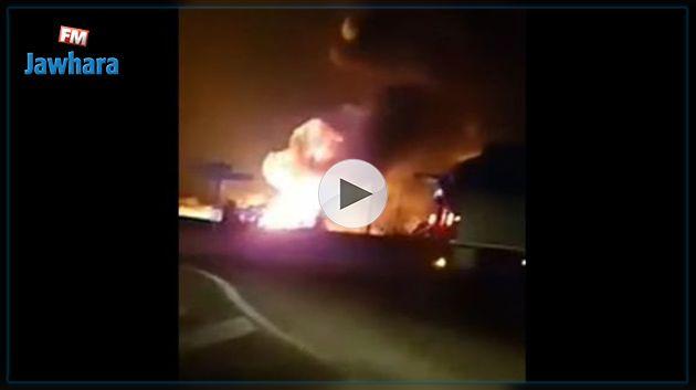 Des explosions en série sur un site de bouteilles de gaz — Vaucluse