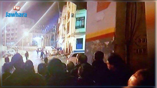 Le terroriste abattu — Attentat à Constantine