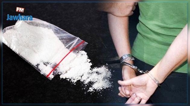Démantèlement d'un réseau de trafic de cocaïne — Le Bardo