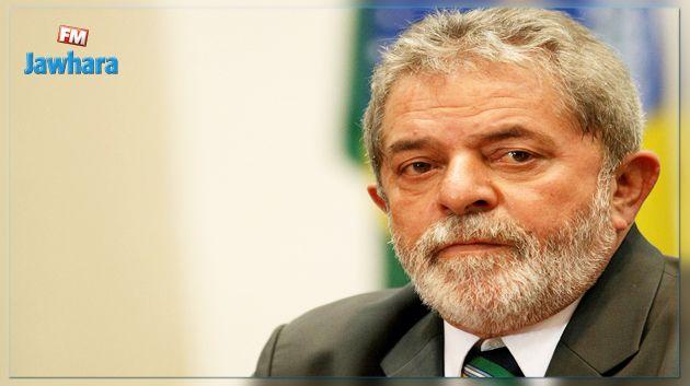 L'ancien président Lula condamné à 9 ans et demi de prison — Brésil