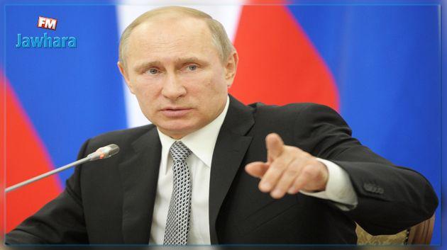 Poutine annonce la destruction des dernières armes chimiques en Russie