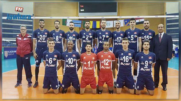 Volley - CAN 2017 : La Tunisie bat l'Egypte et remporte le trophée