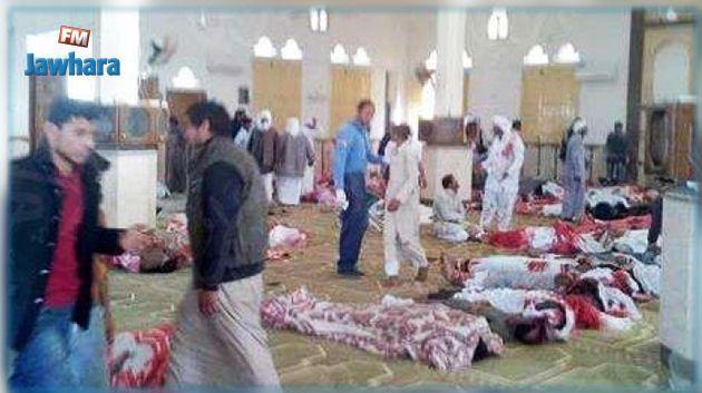 Attentat contre une mosquée dans le Sinaï : Caïd Essebsi adresse un message de condoléances à son homologue égyptien