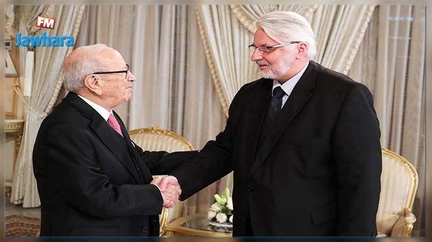 Le ministre polonais des AE en visite officielle en Algérie