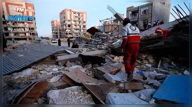 Un séisme de magnitude 6 frappe le sud-est du pays — Iran