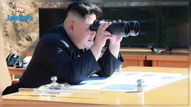 Kim Jong Un Affirme Qu 39 Il A Un Bouton De Lancement