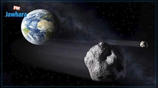 L'astéroïde de la taille d'une baleine bleue va frôler la Terre — CB