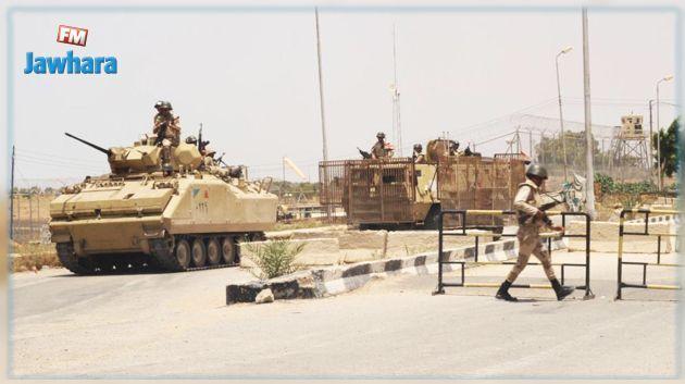 4 soldats et 10 jihadistes tués dans le Sinaï — Egypte