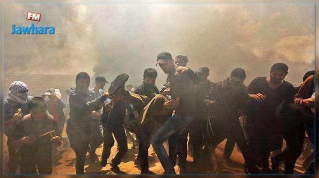 Gaza: Macron