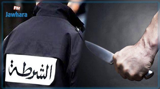 Attaque au couteau contre un policier devant la synagogue de Tunis