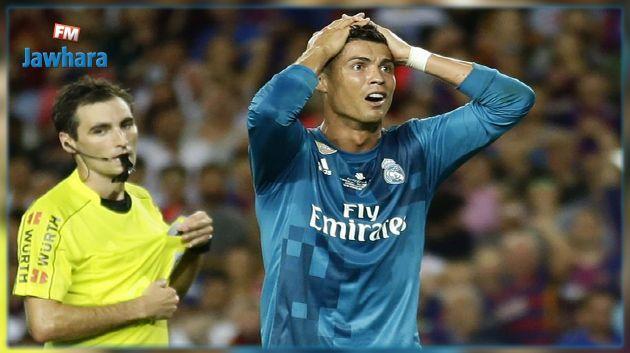 Cristiano Ronaldo condamné pour fraude fiscale
