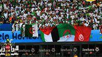 صور مباراة المنتخب الجزائري و المنتخب البلجيكي