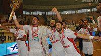 تتويج النجم الساحلي بكأس تونس لكرة اليد