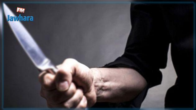 القيروان : زوج يسدد طعنات لزوجته في مقر عملها بالمستشفى الجهوي ابن الجزار