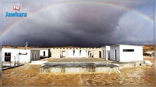 القصرين : مركز ثقافي على سفح جبل سمامة