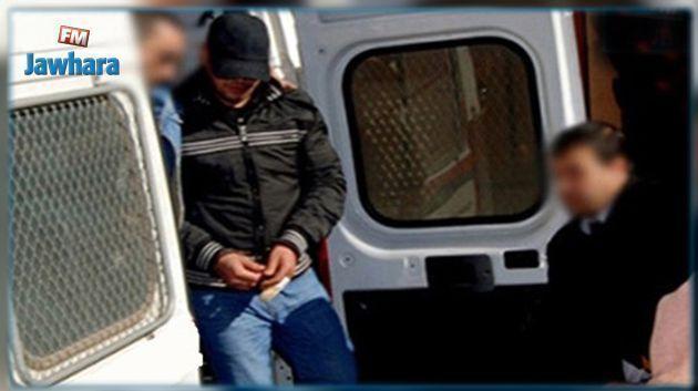 سوسة : ايقاف شخص صادرة ضده 5 مناشير تفتيش