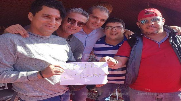 لقاء نجوم العالم في المغرب : اللاعبون السابقون للنجم الساحلي يدعمون السياحة التونسية