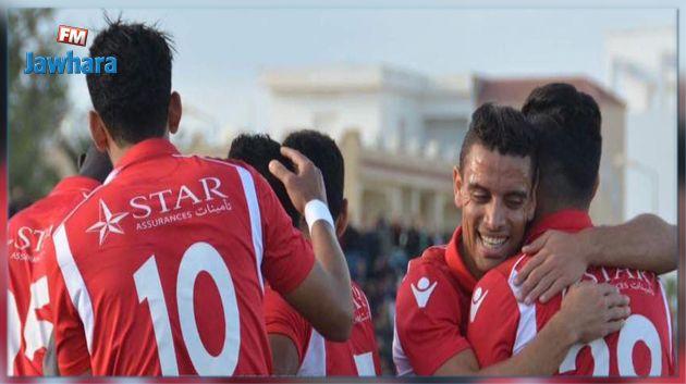 كأس زايد للأندية : النجم الساحلي أول المتأهلين إلى ربع النهائي