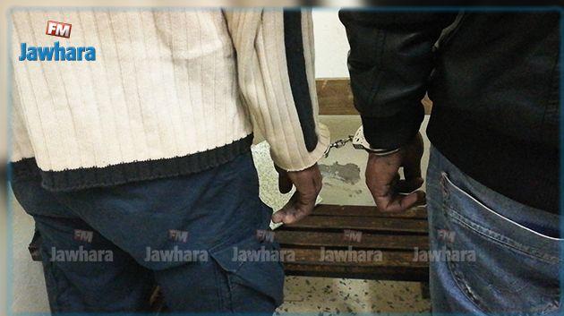 جندوبة : القبض على 4 أشخاص بشبهة الانتماء لتنظيم إرهابي
