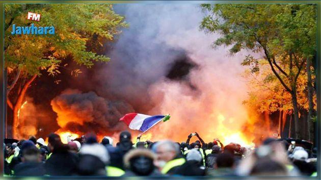 بعضها عربية : دول تدعو رعاياها في فرنسا إلى توخي الحذر