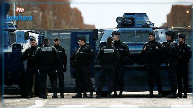 فرنسا : سلسة اعتقالات قبل انطلاق احتجاجات