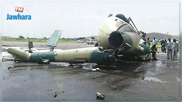 السودان : مقتل 7 مسؤولين في تحطم طائرة