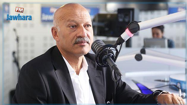 رضا بلحاج يوضّح بخصوص توتّر علاقته مع حافظ قايد السبسي