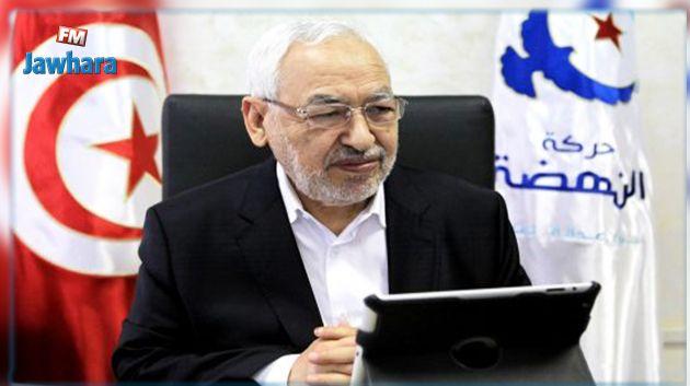 الغنوشي مرشح النهضة للرئاسة : عماد الخميري يوضح