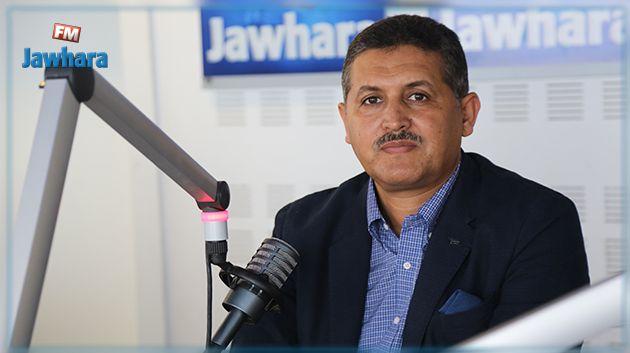 الدايمي : شروط الانتخابات النزيهة غير متوفرة والنهضة تسعى لتعطيل المسار