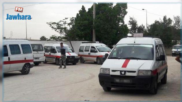 القيروان : جريمة قتل في محطة
