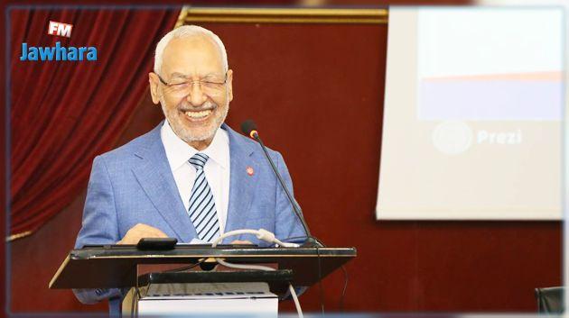 الغنوشي : الرئاسيات ليست من طموحاتي