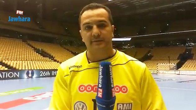مروان مقايز :هذا مايجب فعله اليوم للانتصار امام الدنمارك