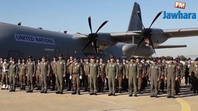 تونس ترسل وحدة جوية لمهمة حفظ السلام في مالي
