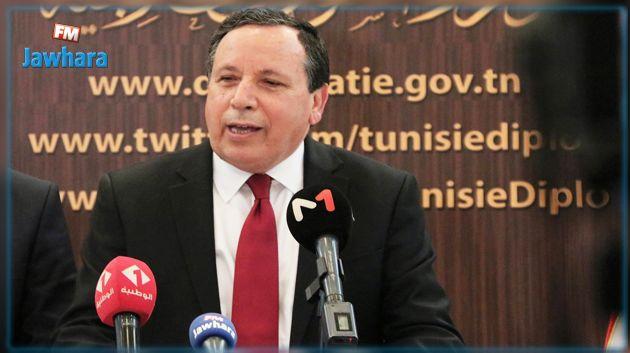 وزير الخارجية يمثل تونس في قمة بيروت