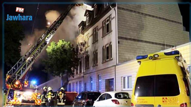 5 قتلى جراء حريق بمبنى سكني في ألمانيا