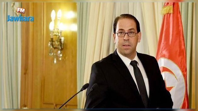 يوسف الشاهد : المفاوضات نجحت رغم محاولات التشويش عليها وإفشالها