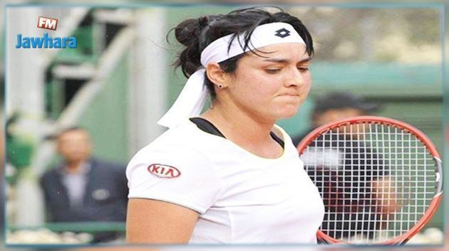 تنس : أنس جابر تنسحب من بطولة قطر لمنافسات الزوجي